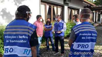 Procon-RJ: Enel é obstáculo ao desenvolvimento de Casimiro de Abreu - Diário do Rio de Janeiro