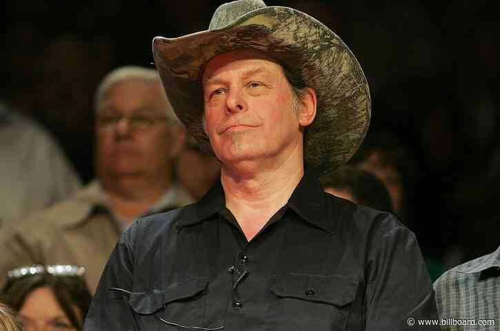 Ted Nugent, Who Once Dismissed COVID-19, Tests Positive for Virus