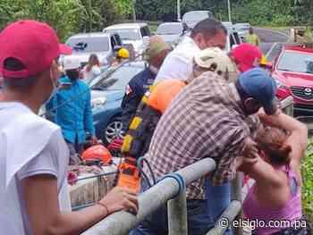 Rescatan a dos chamas y a un pana en Volcán, en Bocas otro se ahogó - El Siglo Panamá