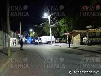 Lunes violento en Purísima del Rincón, atacan a cuatro hombres - Zona Franca