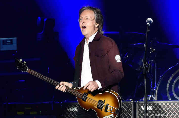 Paul McCartney, Chris Martin Join Pleas for Streaming Royalty Reform