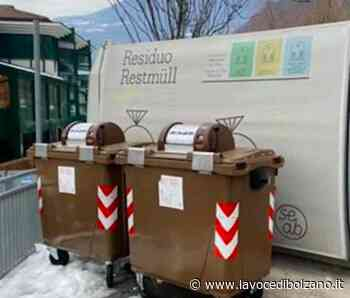 """Raccolta umido Laives, Pd contro l'addebito costi in bolletta. """"Andavano coperti con l'avanzo di bilancio"""" - La Voce di Bolzano"""