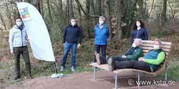 Much: Vom neuen Waldsofa lässt sich der Blick ins Rheintal genießen - Kölner Stadt-Anzeiger