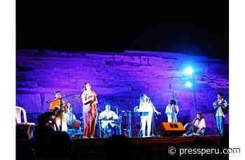 Música, Danza y rituales en la Huaca Mateo Salado a cargo de cantautora Corina Bartra - Press Perú