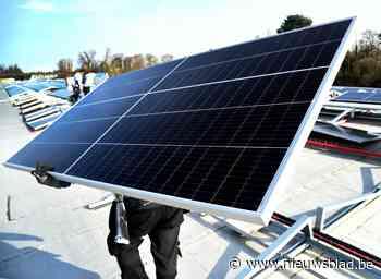 Kraainemnaars kunnen investeren in zonnepanelen op gemeentel... (Kraainem) - Het Nieuwsblad