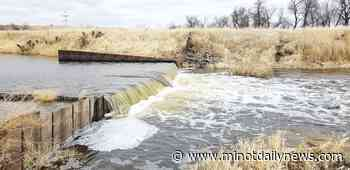 Water released from Lake Darling into Souris River for first time in many months - Minot Daily News