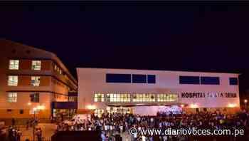 Hospital Santa Gema de Yurimaguas adeuda todo un año por servicio eléctrico - Diario Voces