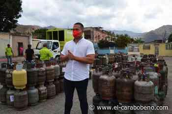 Plan de distribución de gas avanza sin contratiempos en Naguanagua - El Carabobeño