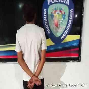 Policía de Naguanagua aprehendió a sujeto solicitado por hurto desde el 2008 - El Carabobeño