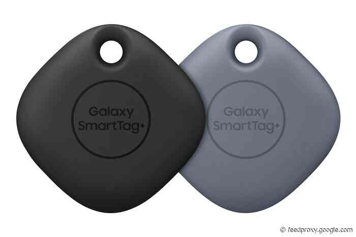 Samsung Galaxy SmartTag+ launched in South Korea
