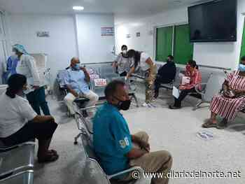 Inició jornada de vacunación en Maicao para combatir el Covid-19 - Diario del Norte.net