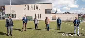 Stadt Aichtal richtet Corona-Impfzentrum ein- NÜRTINGER ZEITUNG - Nürtinger Zeitung