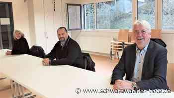 Hornberg: Ein neuer Leiter für den Bauhof - Kinzigtal - Schwarzwälder Bote