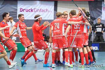 SV Wiler-Ersigen & Floorball Köniz in the Men's Superfinal in Switzerland - IFF Main Site - International Floorball Federation