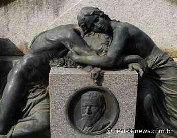 História e arte do Cemitério da Santa Casa de POA são tema de debate - Revista News