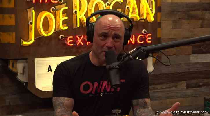 Joe Rogan Search Traffic Has Dropped 40% Since His Spotify Exclusive Began