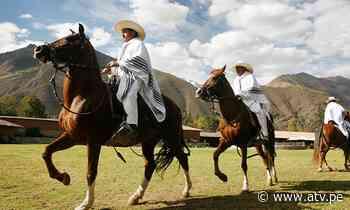 Técnicas del Chalán son declaradas patrimonio cultural - ATV.pe