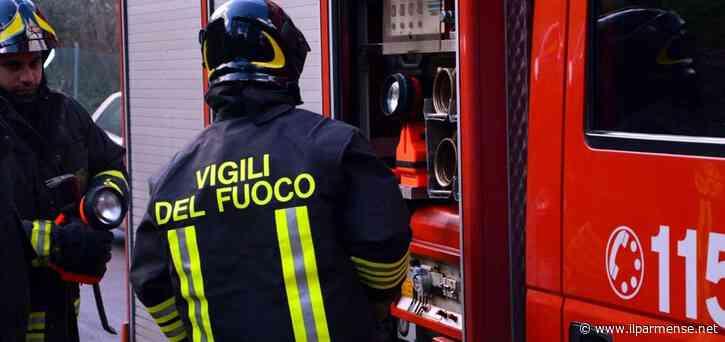 Fidenza, incendio in appartamento nelle notte: evacuato il condominio - Luca Galvani