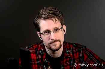 Edward Snowden NFT sells at more than $5 million at auction - Micky News