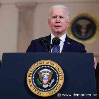 Biden na veroordeling Chauvin: 'Grote stap voorwaarts in mars naar gerechtigheid in de VS'