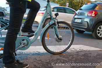 Un jeune cycliste de 12 ans renversé par un automobiliste - Tendance Ouest