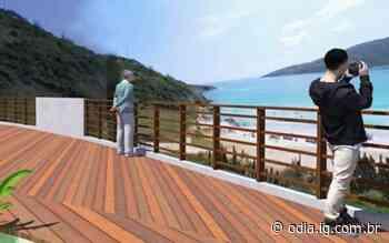 Arraial do Cabo anuncia obra de construção de mirante na Prainha - Jornal O Dia