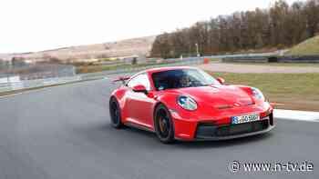 Näher denn je am Motorsport: Porsche 911 GT3 - Bolide mit Redebedarf