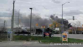 No injuries in Beamsville after liquid fire inside an industrial building - Newstalk 610 CKTB (iHeartRadio)