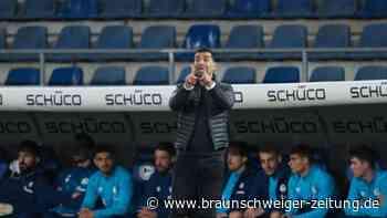 "Bundesliga-Abstieg: Schalke-Trainer Grammozis:""Vernünftig"" verabschieden"