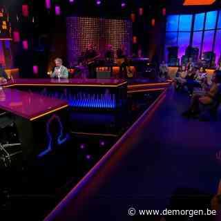 Veertig man publiek zonder mondmasker in tv-studio? Moet kunnen, zegt Play4