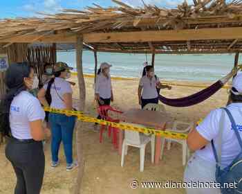 Adelantan operativos de control en las playas de Manaure - Diario del Norte.net