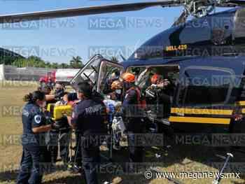 Falleció motociclista de Ticul trasladado a Mérida - MegaNews