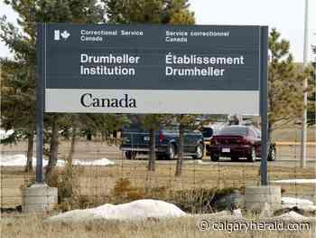 Inmate at Drumheller Institution dies in custody - Calgary Herald