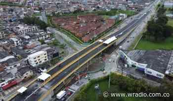 Este martes se pone en funcionamiento el Puente Industriales de Dosquebradas, Risaralda - W Radio