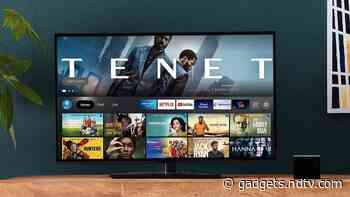 Amazon Fire TV Cube (2nd Gen) With Hands-Free Alexa Launched in India, Priced at Rs. 12,999