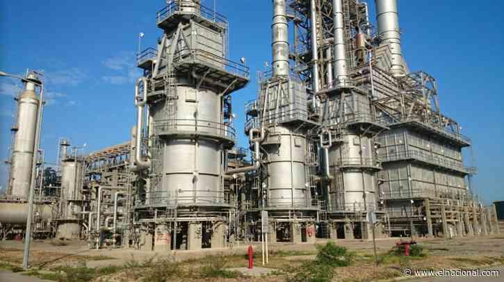 Paralizaron nuevamente la producción de gasolina en la Refinería de Puerto La Cruz - El Nacional