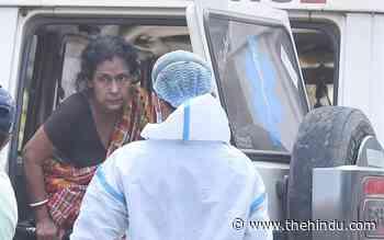 New coronavirus variant found in West Bengal - The Hindu