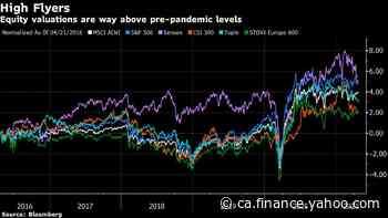 Coronavirus Surge Spills Over Into World's Financial Markets - Yahoo Canada Finance