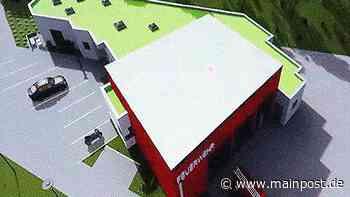 Maroldsweisach: Neues Feuerwehrhaus sorgt für Diskussion - Main-Post
