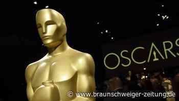 Preis-Gala: Countdown zur Oscar-Vergabe - Stimmzettel werden ausgezählt