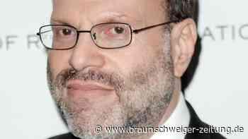 Filmproduzent: Nach Vorwürfen: Scott Rudin gibt Auszeit bekannt