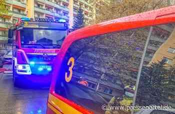 FW Dresden: Information zum Einsatzgeschehen der Feuerwehr Dresden vom 20. April 2021