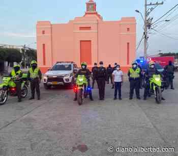 Imponen dos comparendos en Juan de Acosta por incumplir toque de queda - Diario La Libertad
