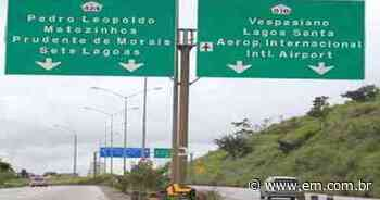 Polícia suspeita de desova de corpo encontrado próximo a Vespasiano - Estado de Minas