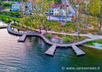 Lungolago a Gavirate - VareseNews - Varesenews