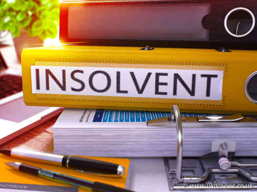 Business Insolvency statistics defying gravity