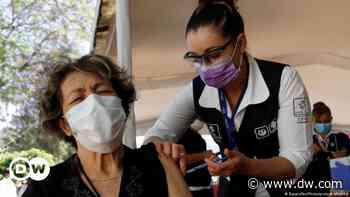 +Coronavirus hoy: México comienza a vacunar maestros+ - DW (Español)