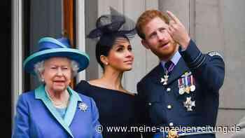 Prinz Harry noch in London: Letzte Chance auf Versöhnung - doch es hängt von Meghan ab