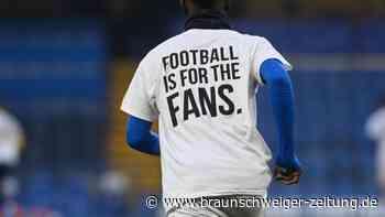Nach heftiger Kritik: Trotz Scheitern: Super League will Pläne nicht aufgeben