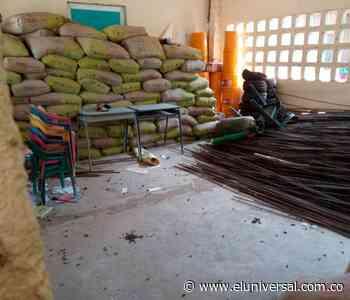Quejas por presunta pérdida de materiales para una vía de Achí - El Universal - Colombia